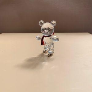 Swarovski bear